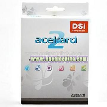 Acekard 2I (Ak2I) for Dsi, Ndsi, NDSL