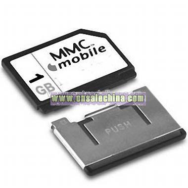 MMC Mobile Card