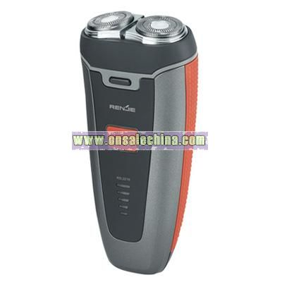 Double Rotatory shaver