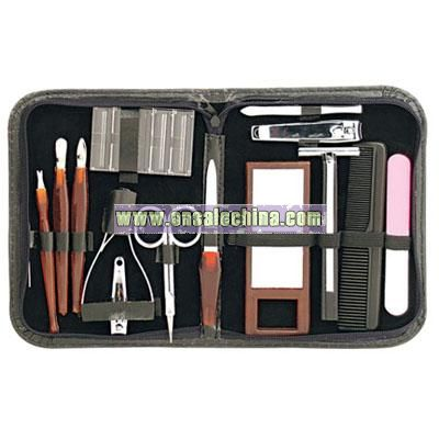 14 pcs mens' cosmetic set