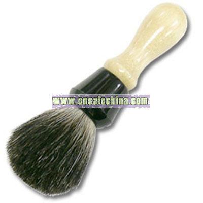 Wood Handle Shaving Brush Pure Badger