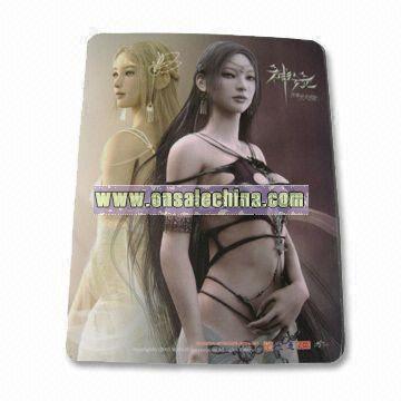 3D mouse pads