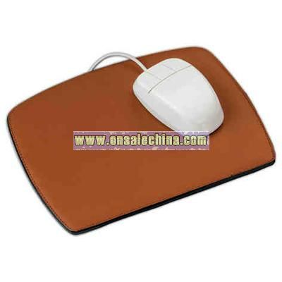 Ultra bonded leather mouse pad