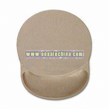Cloth with Silica Gel and Natural Rubber Mouse Pad