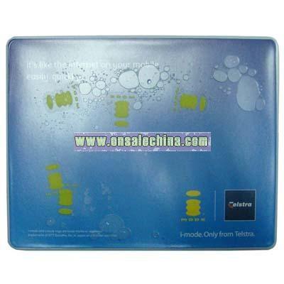 liquid filled PVC mouse pad