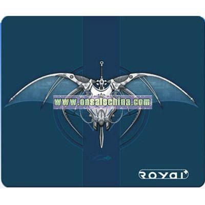 Glass mouse pad