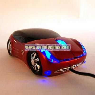 Red Car Mouse