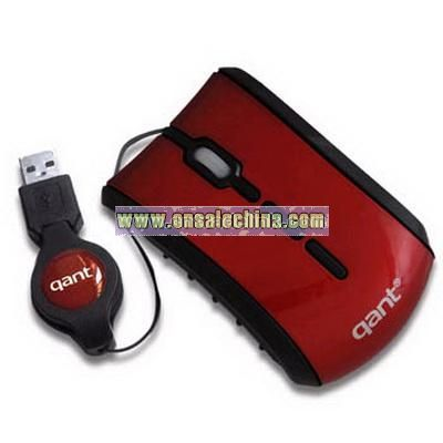 Retractable Red Mouses