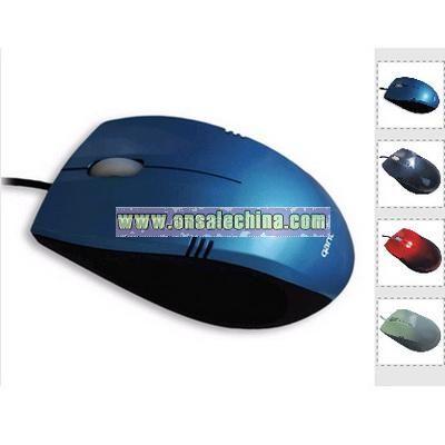 Blue Optical mouse