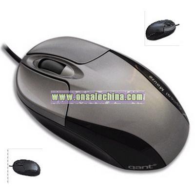 Grey Optical Mouse