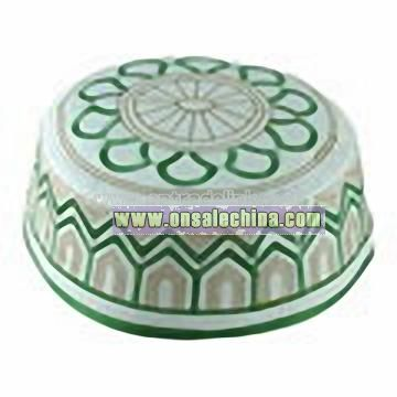 Embroidery Muslim Caps