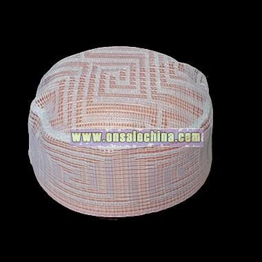 Chemical Fabric Muslim Cap
