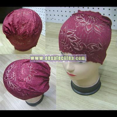 Bone Hair Cap