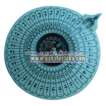 Muslem compass
