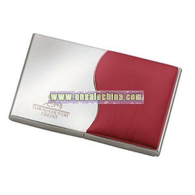 Cuivre I - Business Card Holder