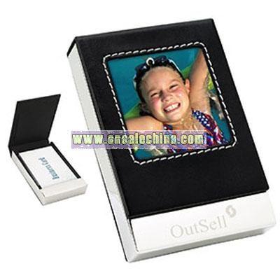 Business Card Holder & Frame