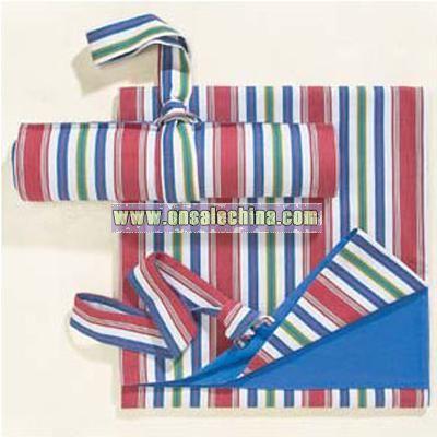 Stripe Picnic Blanket