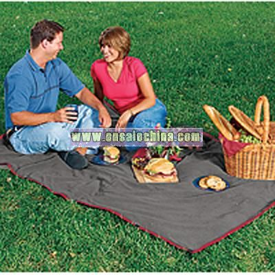 All Outdoors 3-in-1 Blanket