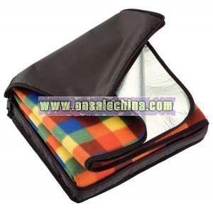 Multi Colour Picnic Rug