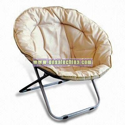 Folding Round Resting Chair