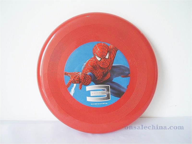 Plastic Frisbee