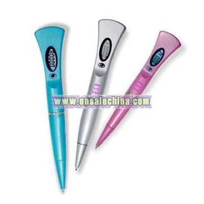 Multifunction Pedometer Pen
