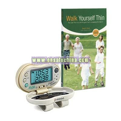 Digital Pedometer with Calorie Counter