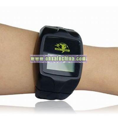Newest Quadband Mini Watch GPS Tracker