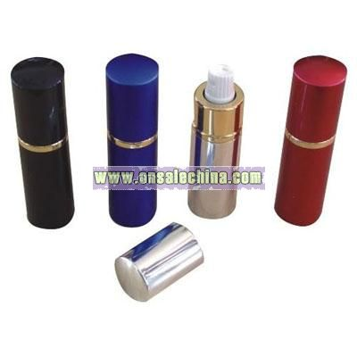 Lipstick Pepper Spray - Silver