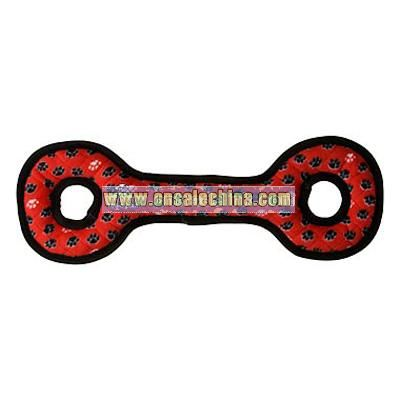 Red Paw Tug O War Dog Toy