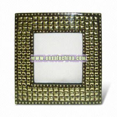 Metal Resin Photo Frame