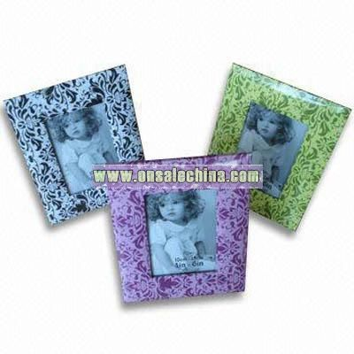 art paper and PVC window photo frame
