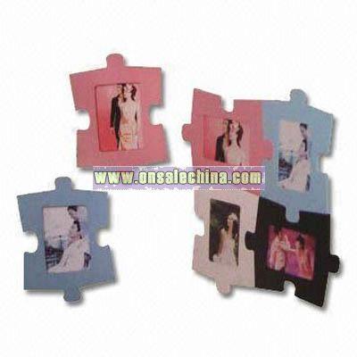 EVA Puzzle Photo Frame