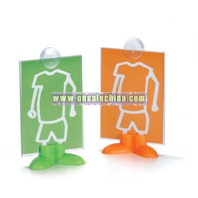 Stand Human Shaped Cartoon Photo Frame