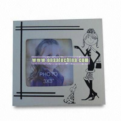 Fine Girls Series Wooden Photo Frame