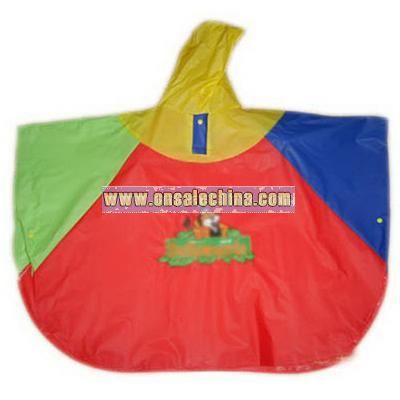 Children Poncho / Rain Poncho