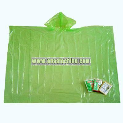 Plastic Poncho