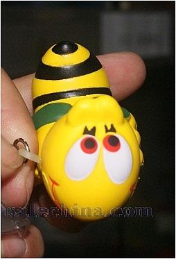 PU stress bee