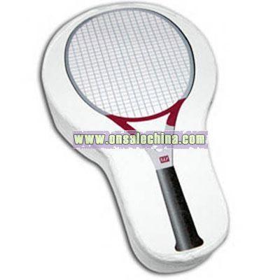 Tennis Racquet - Full Compressed T-Shirt