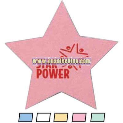 Star - Compressed sponge