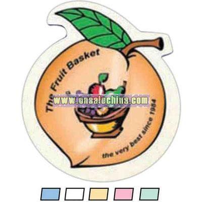 Peach - Compressed sponge
