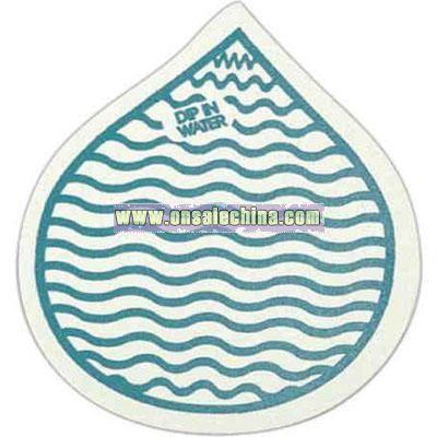 Water Drop - Novel compressed sponges
