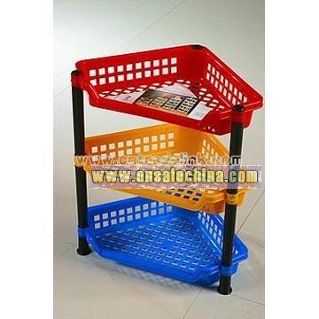 Plastic Combination Rack