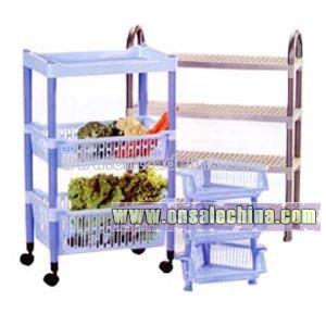 Plastic Shelf Mold & Products