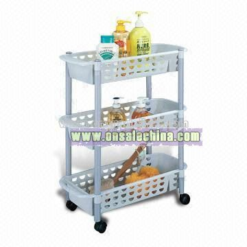 SPA Slim Three Tier Carts