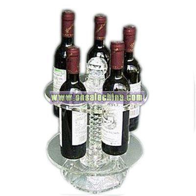 Acrylic wine rack Acrylic Wine Rack