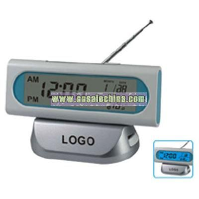 Radio with Clock