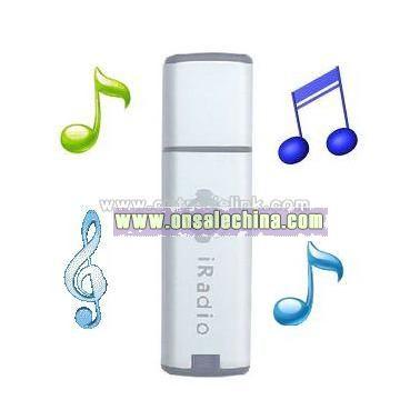 USB Internet Radio