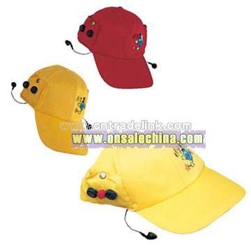 Hat with Radio