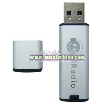 USB Flash Disk with Internet Radio